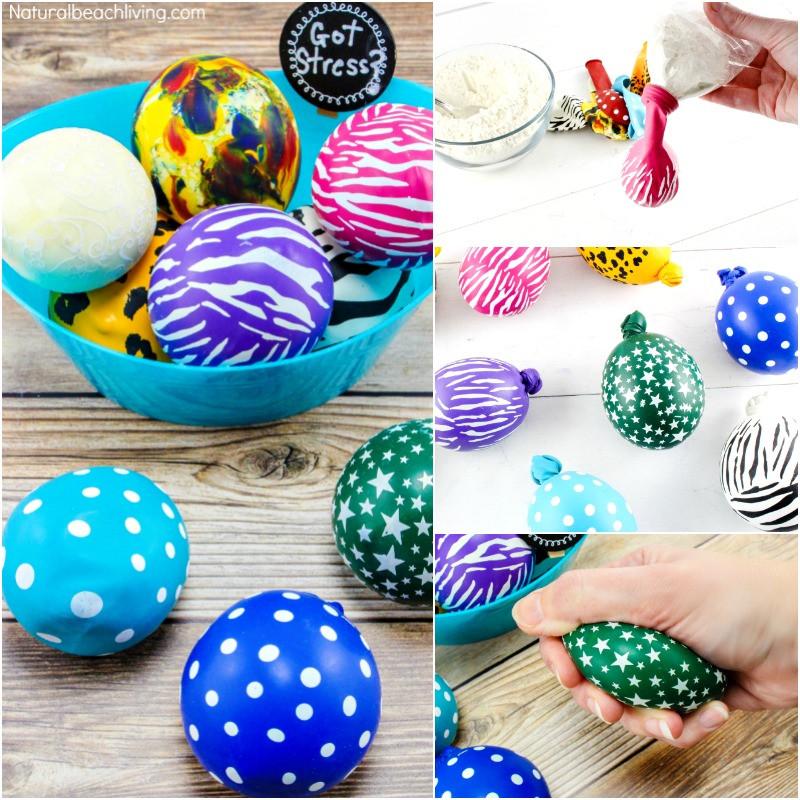 Best ideas about Stress Balls DIY . Save or Pin Make Stress Balls Kids Will Love Natural Beach Living Now.