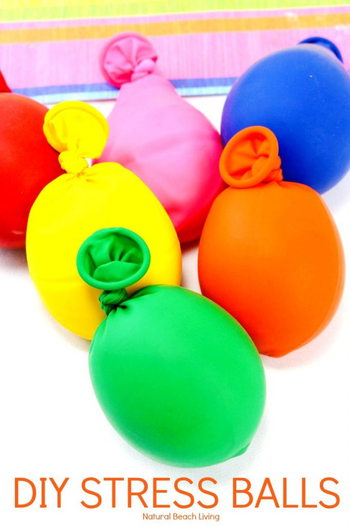 Best ideas about Stress Balls DIY . Save or Pin DIY Stress Balls How to Make Stress Putty Stress Balls Now.