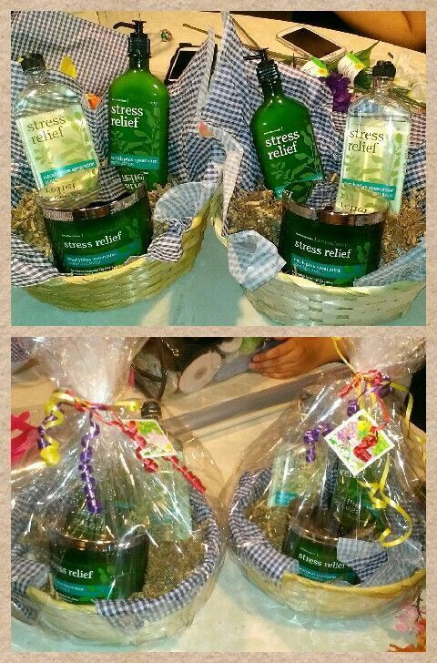 Best ideas about Stress Relief Gifts Unique Gift Ideas . Save or Pin Best 25 Christmas t baskets ideas on Pinterest Now.