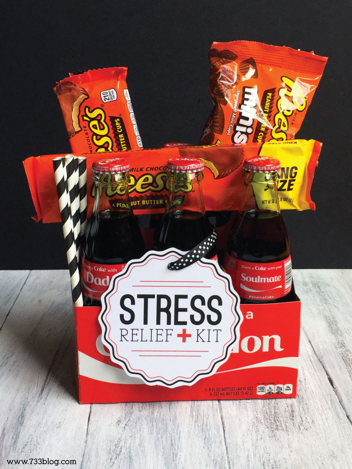 Best ideas about Stress Relief Gifts Unique Gift Ideas . Save or Pin Stress Relief Kit Gift Idea Inspiration Made Simple Now.