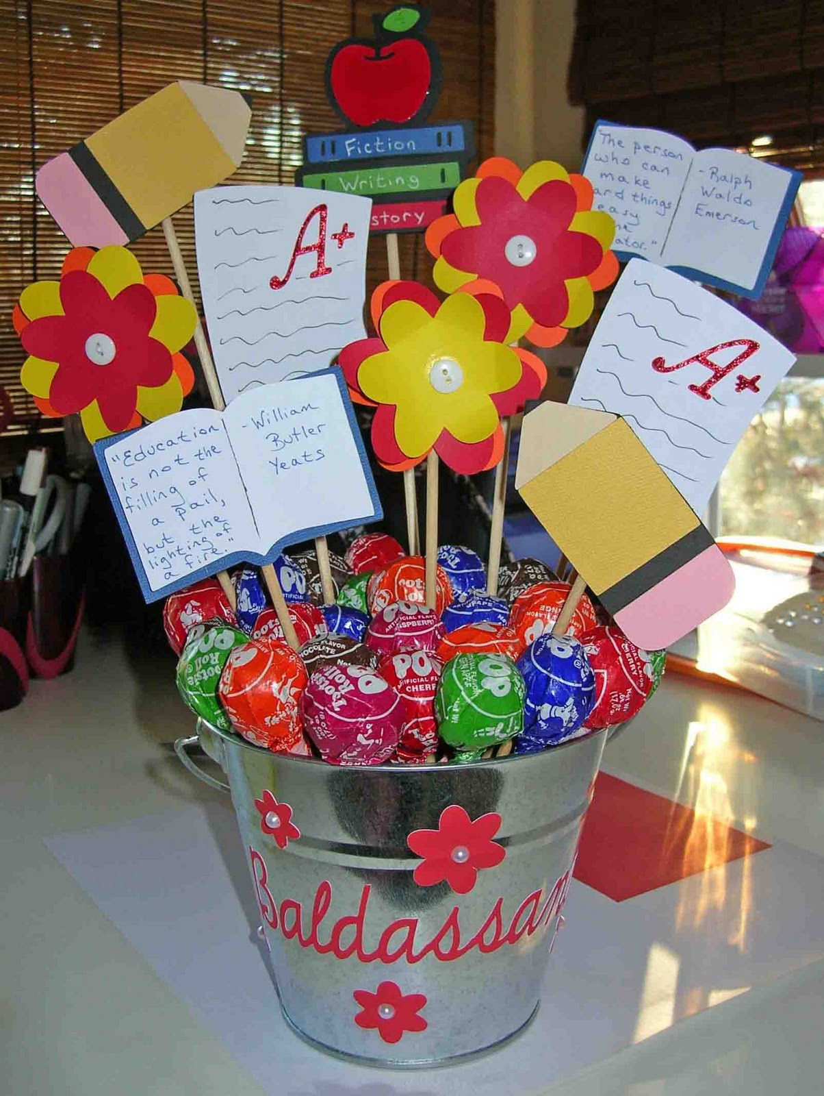 Best ideas about Student Teacher Gift Ideas . Save or Pin Cool Beans by L B Student Teacher Wel e Gift Now.