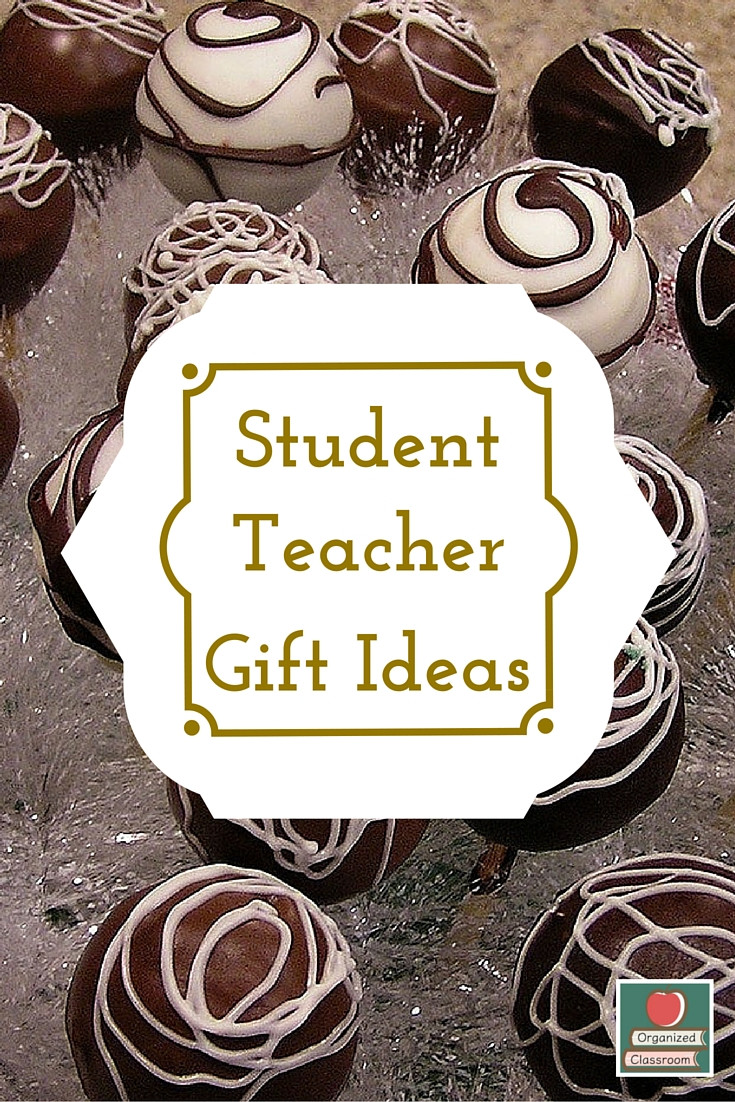 Best ideas about Student Teacher Gift Ideas . Save or Pin Student Teacher Gift Ideas Now.