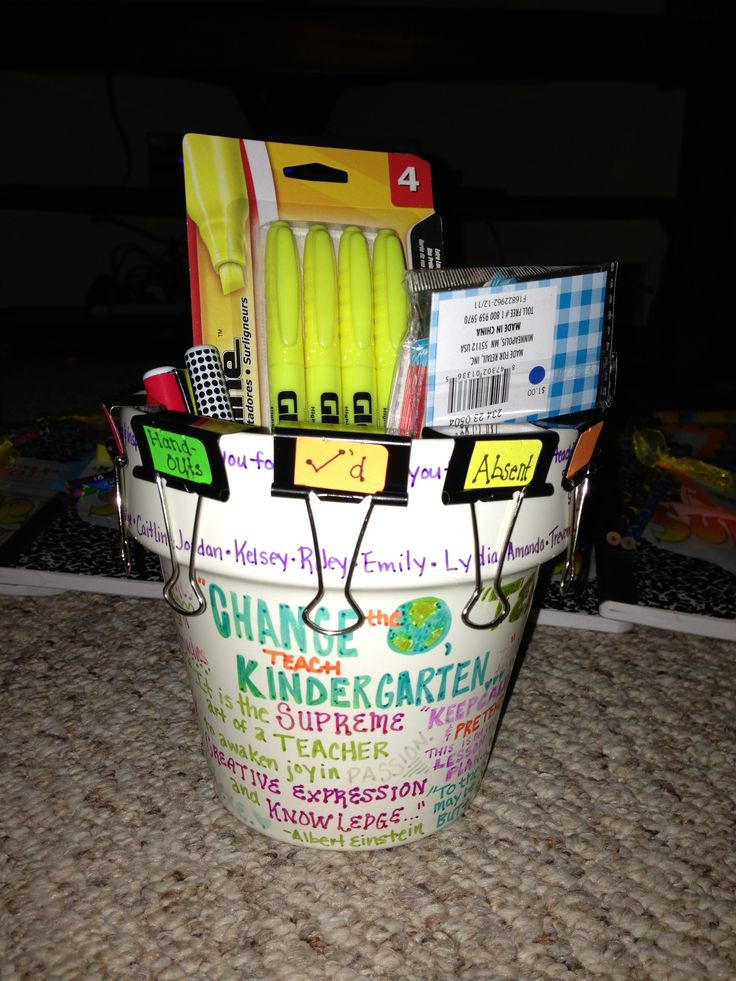 Best ideas about Student Teacher Gift Ideas . Save or Pin 17 Best images about Gift Ideas on Pinterest Now.