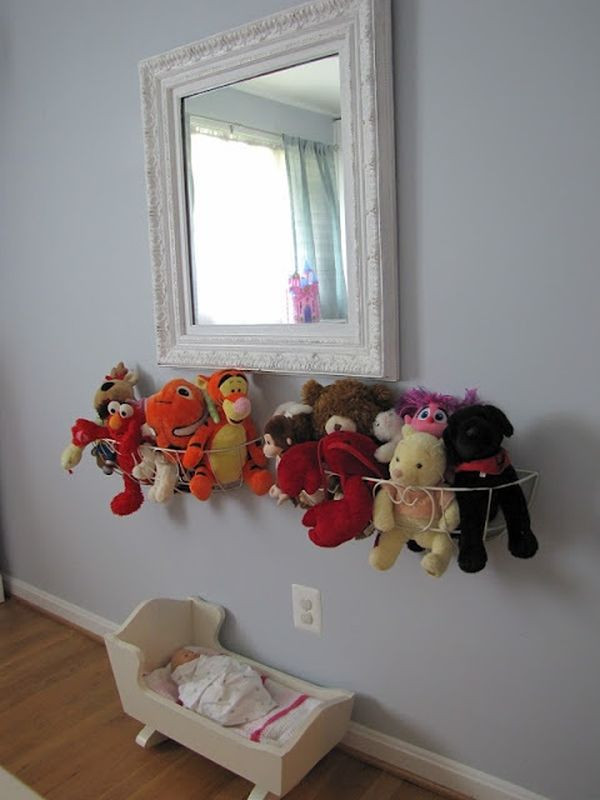 Best ideas about Stuffed Animal Storage Ideas . Save or Pin Stuffed Animal Storage Ideas Create Your Own Little Zoo Now.