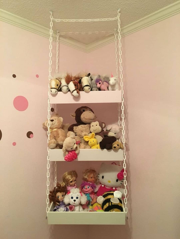 Best ideas about Stuffed Animal Storage Ideas . Save or Pin 80 Creative Stuffed Animals Storage Ideas – Futurist Now.