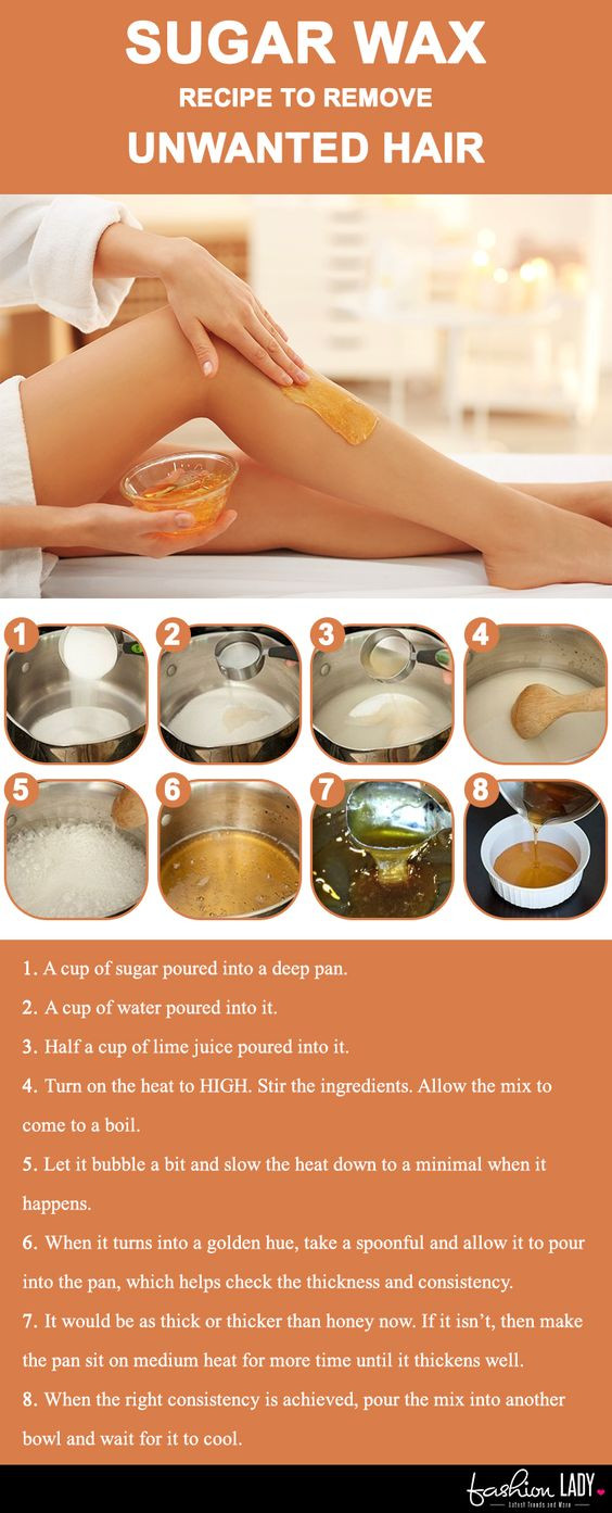 Best ideas about Sugar Wax DIY . Save or Pin This Sugar Wax Recipe Will Save You Your Precious Money Now.