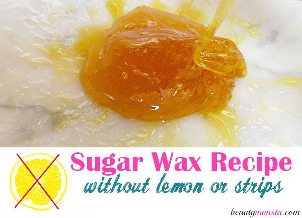 Best ideas about Sugar Wax DIY . Save or Pin 17 Best ideas about Homemade Sugar Wax on Pinterest Now.