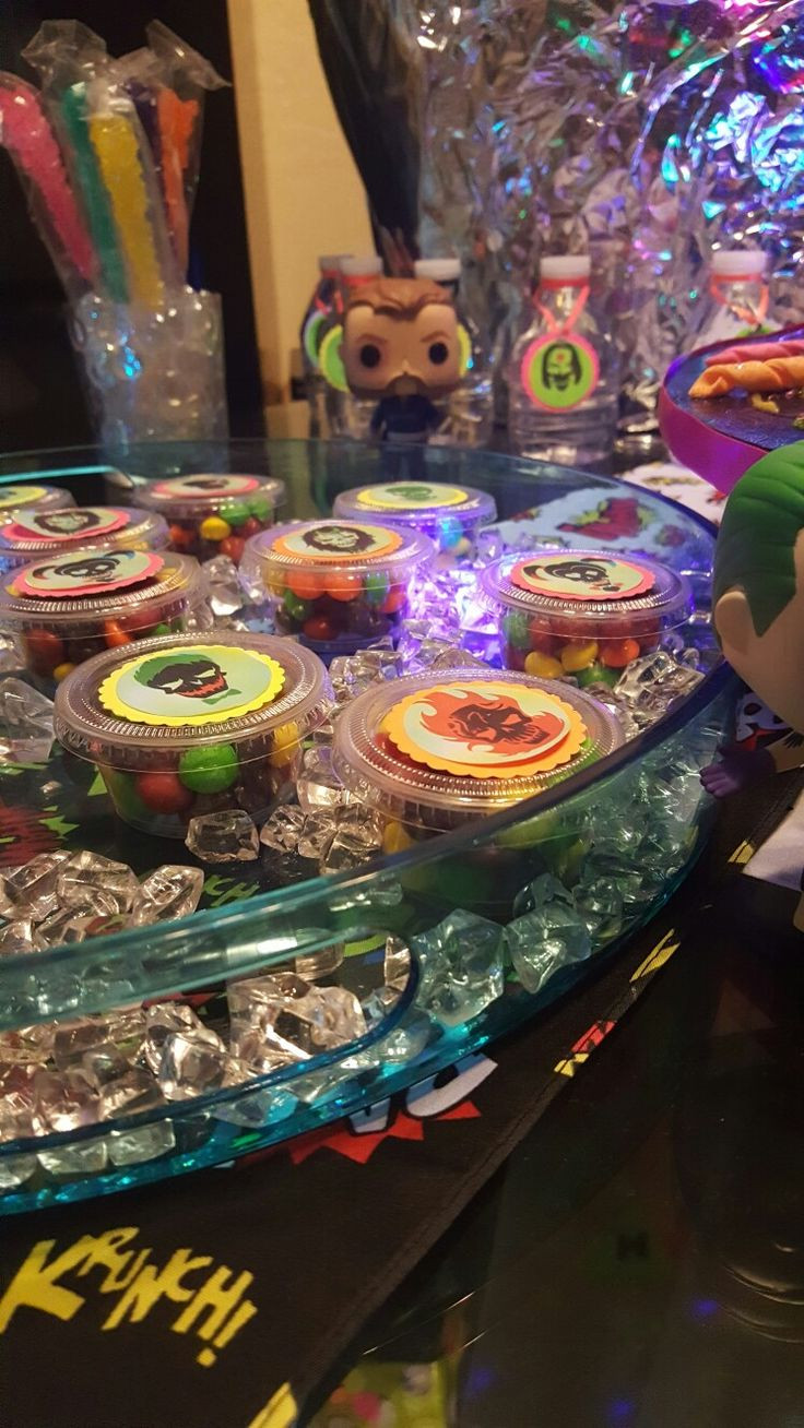 Best ideas about Suicide Squad Birthday Party . Save or Pin 53 best images about Suicide Squad Birthday Party on Now.