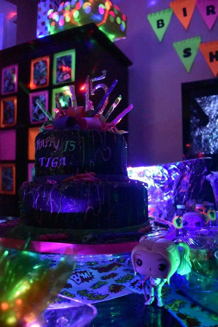 Best ideas about Suicide Squad Birthday Party . Save or Pin 13 best Suicide Squad Party Ideas images on Pinterest Now.