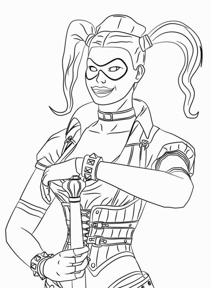Best ideas about Suicide Squad Coloring Sheets For Girls . Save or Pin Suicide Squad Coloring Pages Best Coloring Pages For Kids Now.