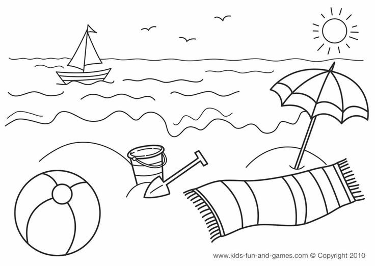 Best ideas about Summer Coloring Sheets For Kids . Save or Pin 25 Best Ideas about Summer Coloring Pages on Pinterest Now.