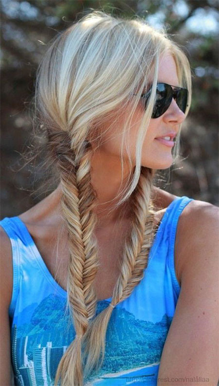 Best ideas about Summer Haircuts For Girls . Save or Pin 15 Latest Summer Beach Hairstyles & Ideas For Girls 2016 Now.