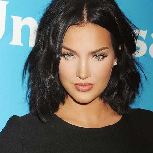 Best ideas about Summer Haircuts For Girls . Save or Pin Best 20 Short dark hair ideas on Pinterest Now.