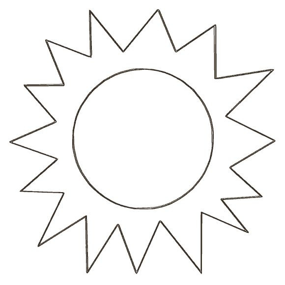 Best ideas about Sun Preschool Coloring Sheets . Save or Pin childrens crafts mobiles sun 580×580 pixels Now.