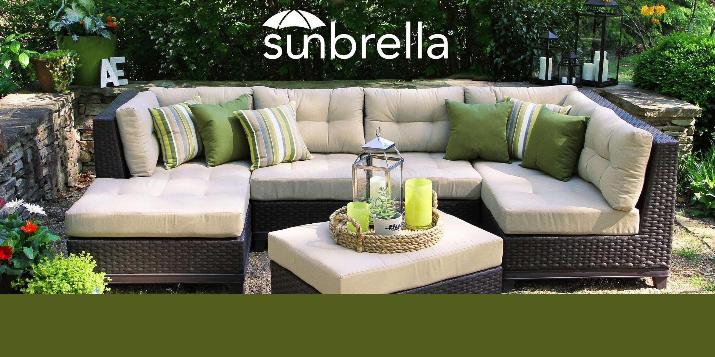 Best ideas about Sunbrella Outdoor Furniture . Save or Pin Sunbrella Tar Now.