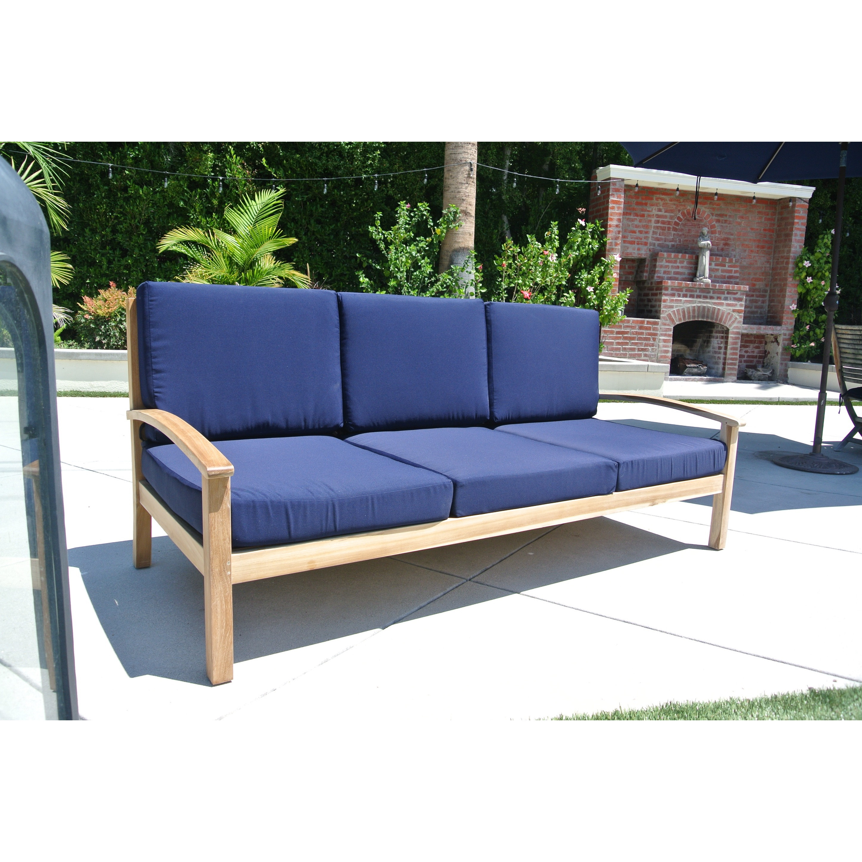 Best ideas about Sunbrella Outdoor Furniture . Save or Pin Willow Creek Designs Outdoor Sunbrella Lounge Chair Now.