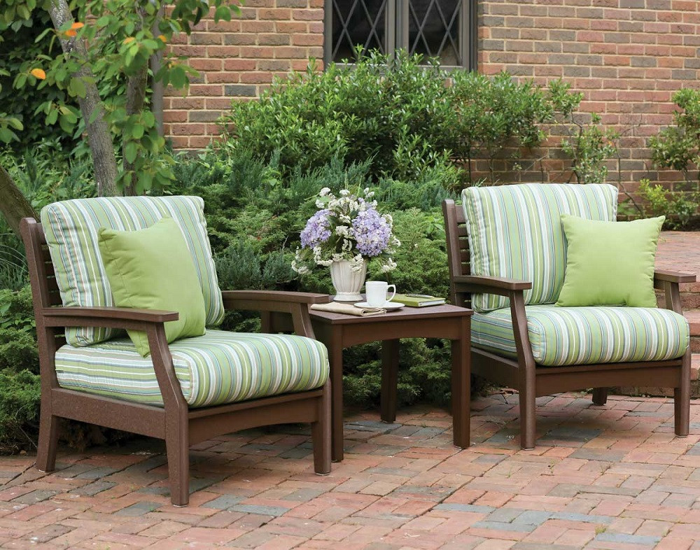Best ideas about Sunbrella Outdoor Furniture . Save or Pin Sunbrella Furniture Fabric Stripes JT s Outdoor Now.