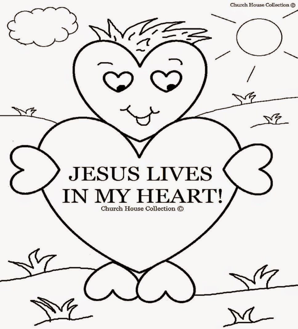 Best ideas about Sunday School Printable Coloring Sheets . Save or Pin Sunday School Free Printable Coloring Pages Coloring Home Now.