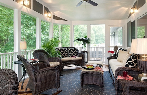 Best ideas about Sunroom Furniture Ideas . Save or Pin Choosing Sunroom Furniture to Match your Design Style Now.