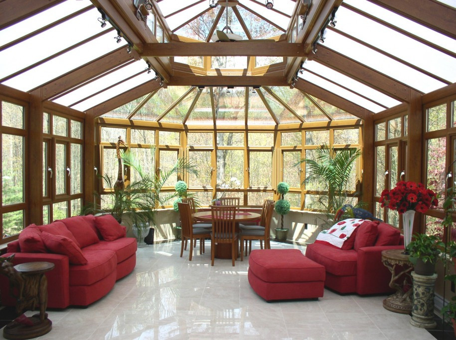 Best ideas about Sunroom Furniture Ideas . Save or Pin 25 Awesome Ideas For A Bright Sunroom Now.