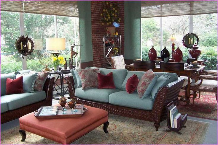Best ideas about Sunroom Furniture Ideas . Save or Pin 78 Best ideas about Indoor Sunrooms on Pinterest Now.