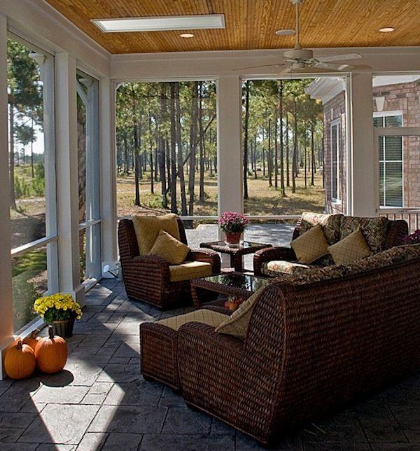 Best ideas about Sunroom Furniture Ideas . Save or Pin Best 25 Sunroom furniture ideas on Pinterest Now.
