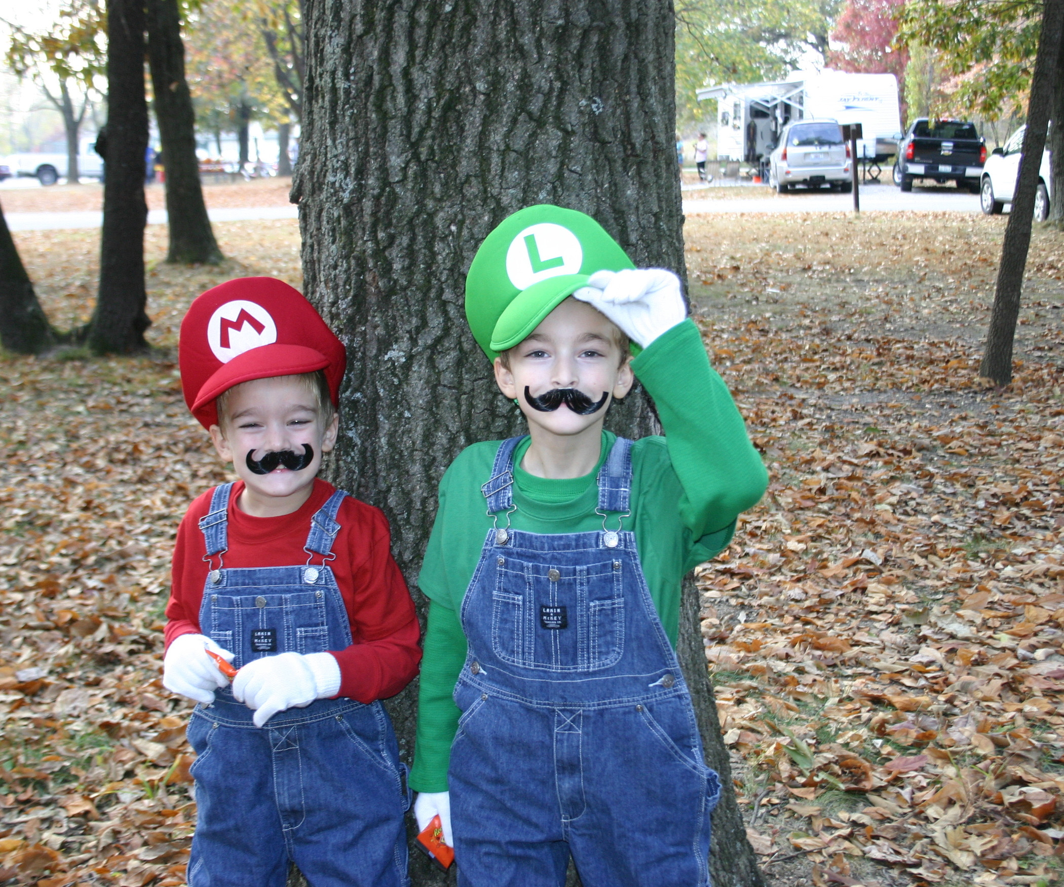 Best ideas about Super Mario Costume DIY . Save or Pin Mario Bros Costumes With Sound Effects 8 Steps with Now.