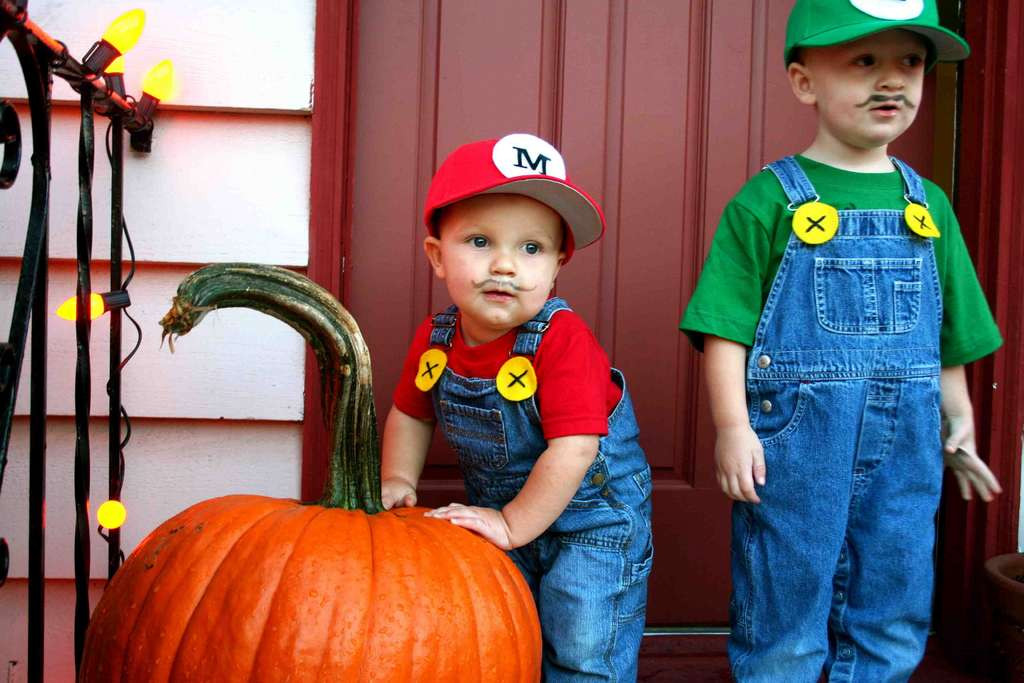 Best ideas about Super Mario Costume DIY . Save or Pin 40 Awesome Homemade Kid Halloween Costumes You Can Now.