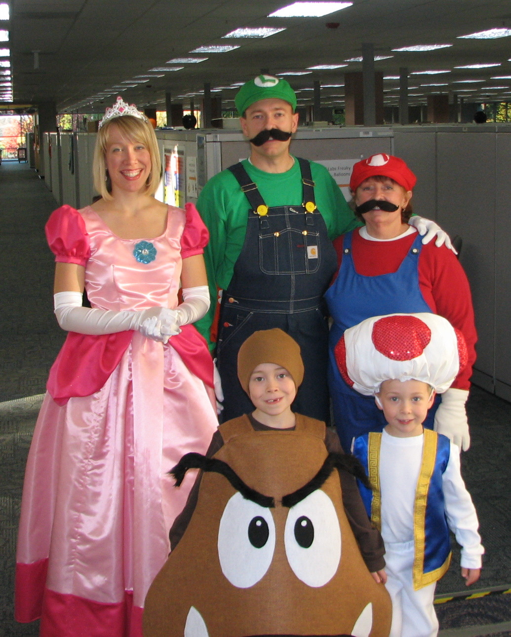 Best ideas about Super Mario Costume DIY . Save or Pin What I Made Today TUTORIAL Mario & Luigi Now.