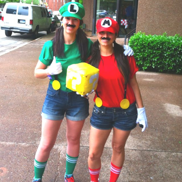 Best ideas about Super Mario Costume DIY . Save or Pin 57 Diy Mario Costumes DIY Mario Halloween Costume Cheap Now.