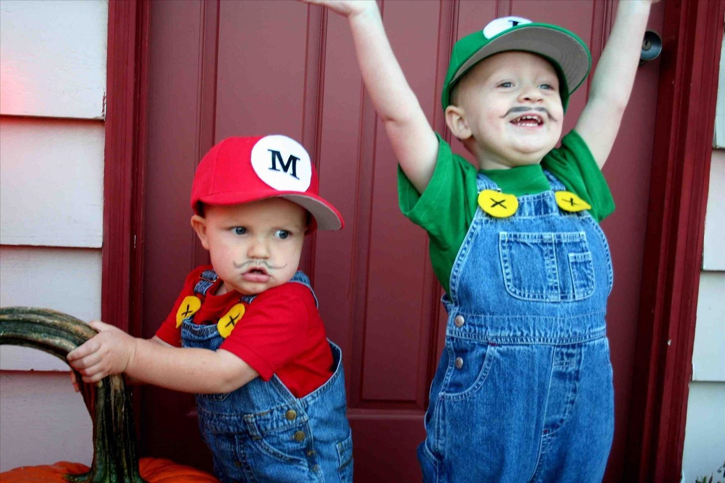 Best ideas about Super Mario Costume DIY . Save or Pin 10 Cheap Easy & Awesome DIY Halloween Costumes for Kids Now.