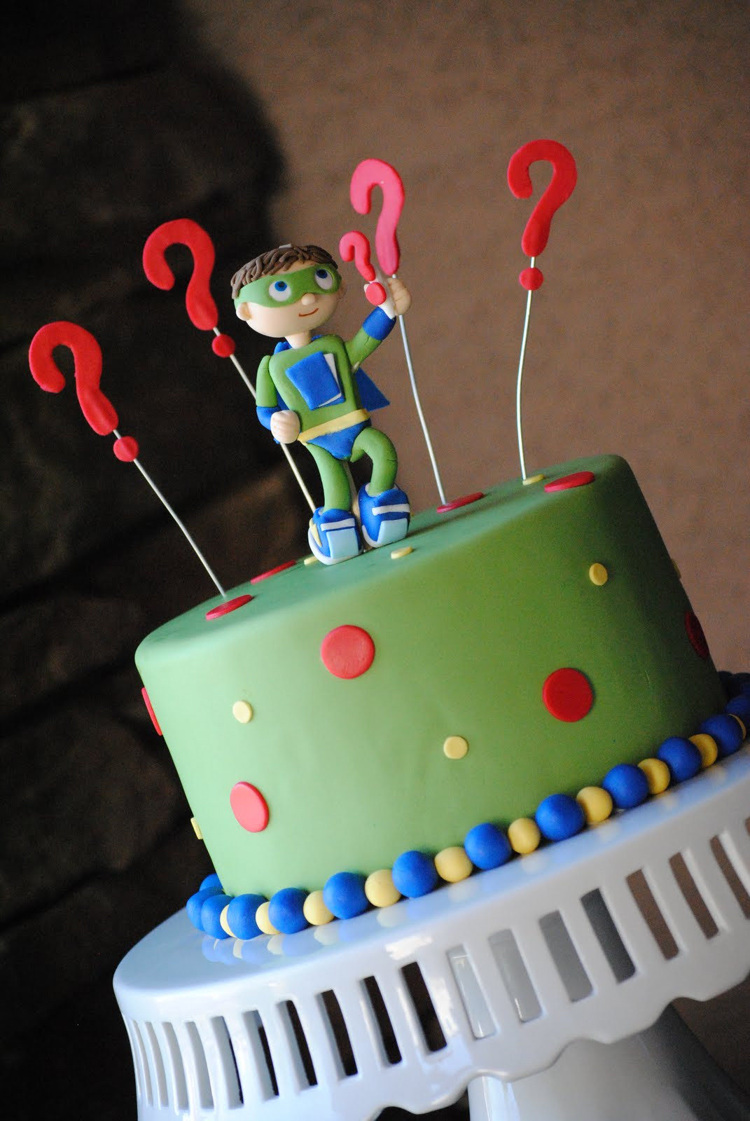 Best ideas about Super Why Birthday Cake . Save or Pin Super Why My FaVoriTe CaKe PlaCe Now.