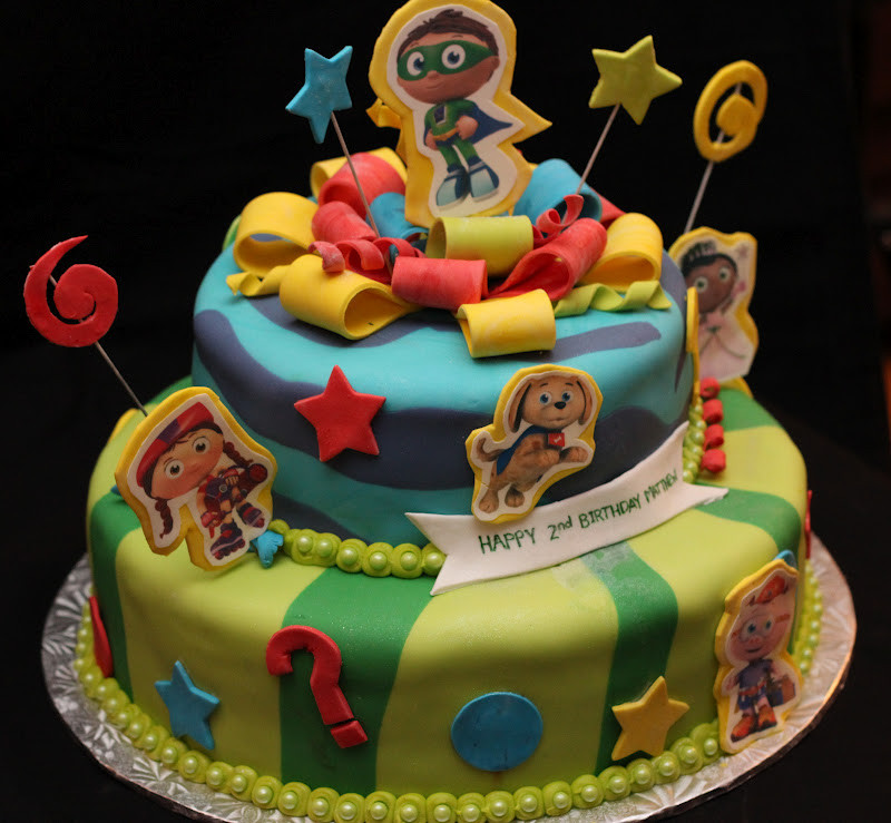 Best ideas about Super Why Birthday Cake . Save or Pin Love Dem Goo s Super Why Cake Now.