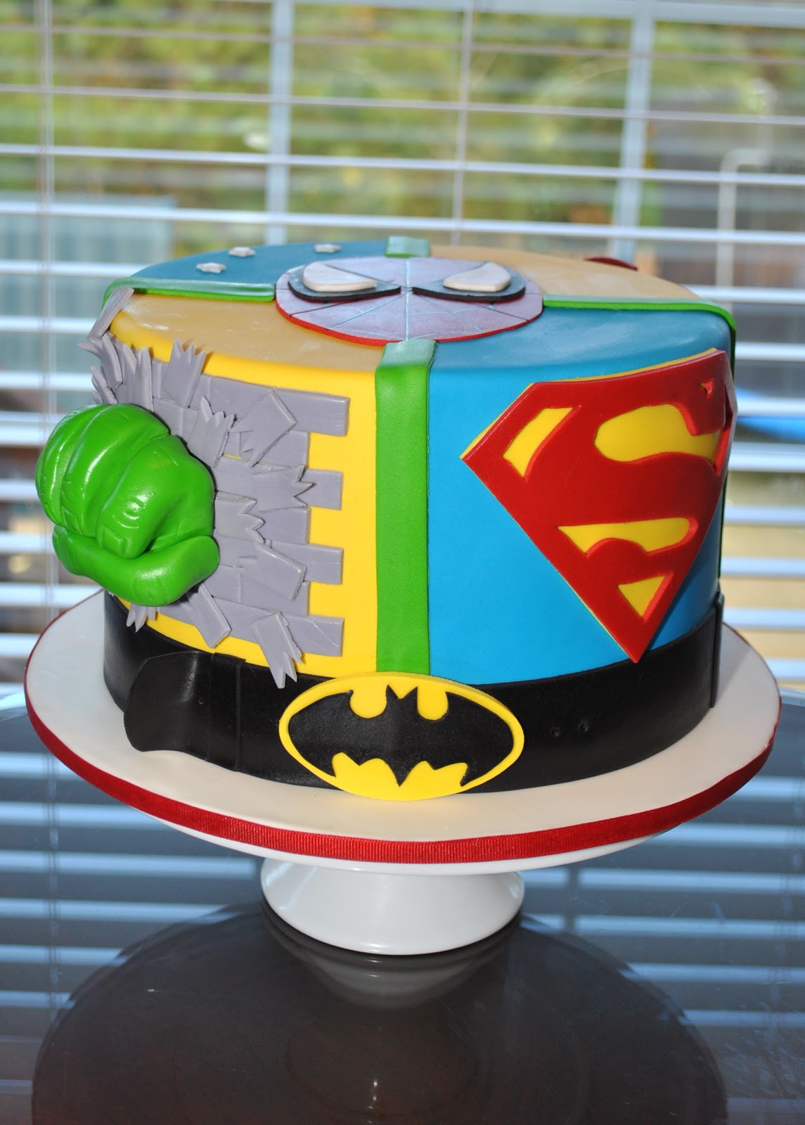 Best ideas about Superhero Birthday Cake . Save or Pin Hope s Sweet Cakes Super Hero and Soccer Cakes Now.