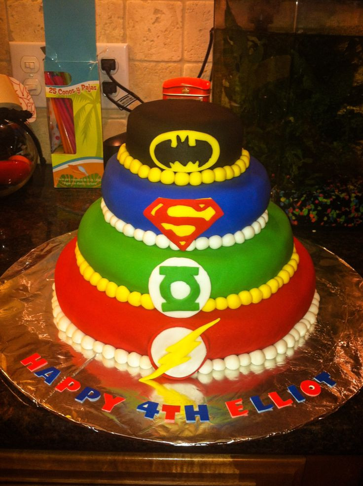 Best ideas about Superhero Birthday Cake . Save or Pin Best 25 Superhero birthday cake ideas on Pinterest Now.
