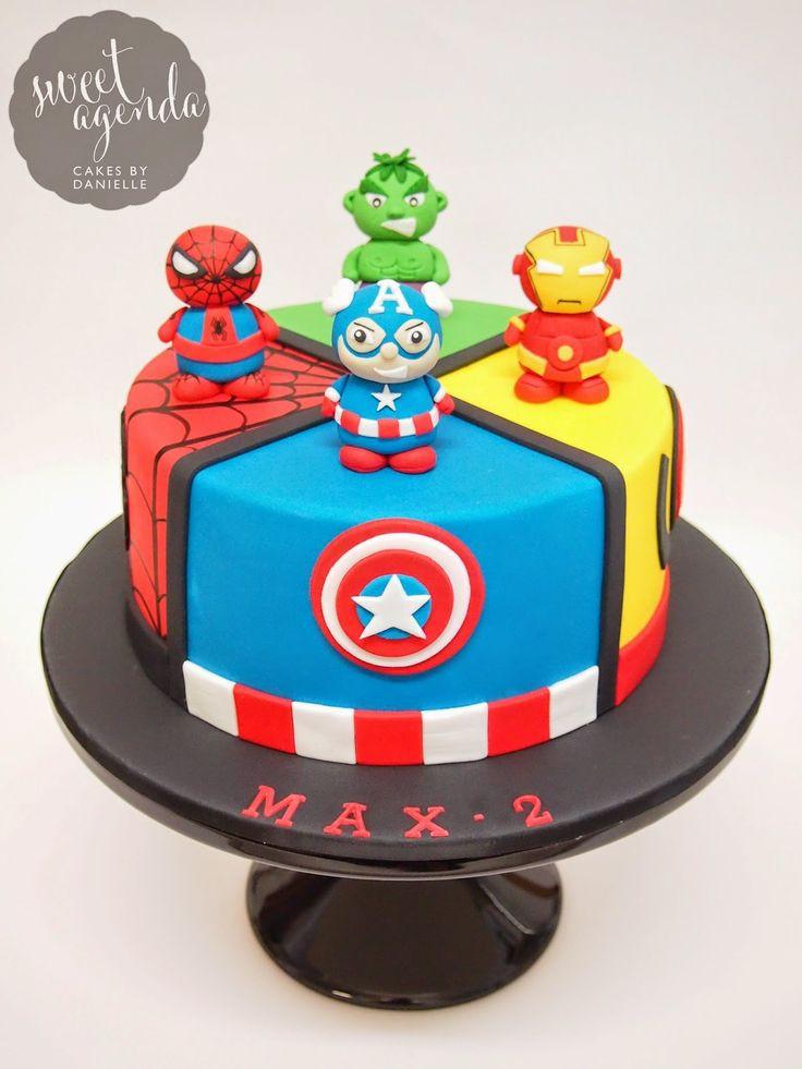 Best ideas about Superhero Birthday Cake . Save or Pin Best 25 Superhero cake ideas on Pinterest Now.
