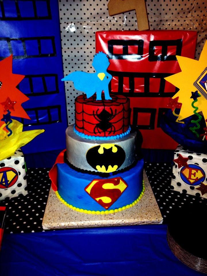 Best ideas about Superhero Birthday Party Ideas . Save or Pin Superhero Birthday3 Now.