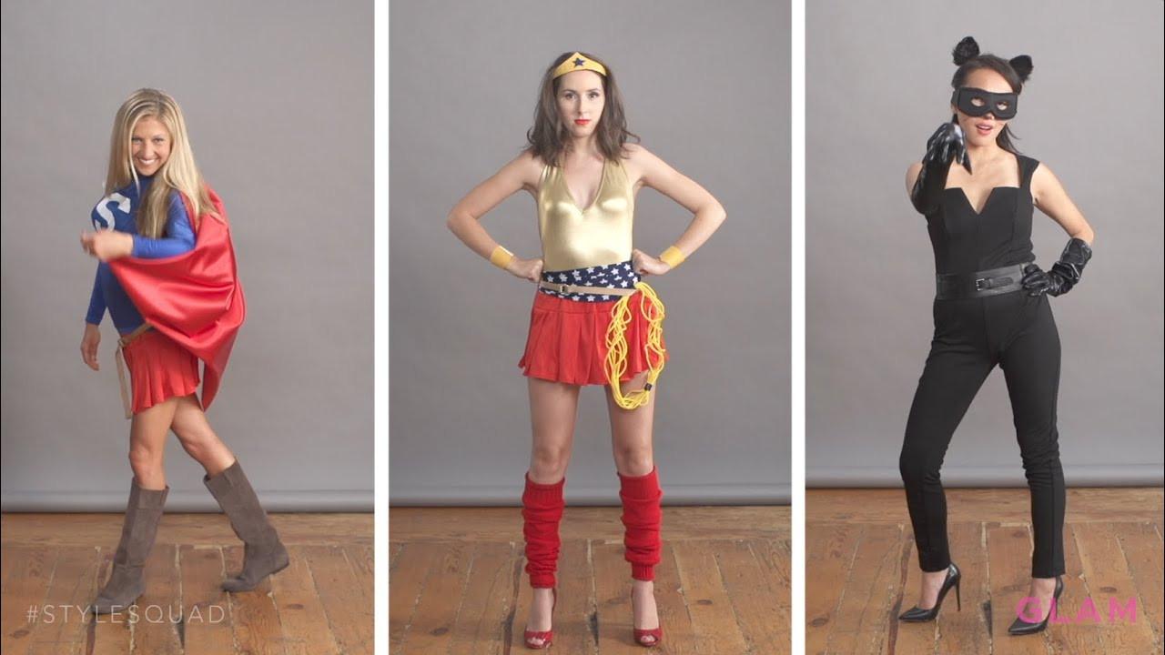 Best ideas about Superhero DIY Costume . Save or Pin Effortless DIY Superhero Halloween Costumes Now.