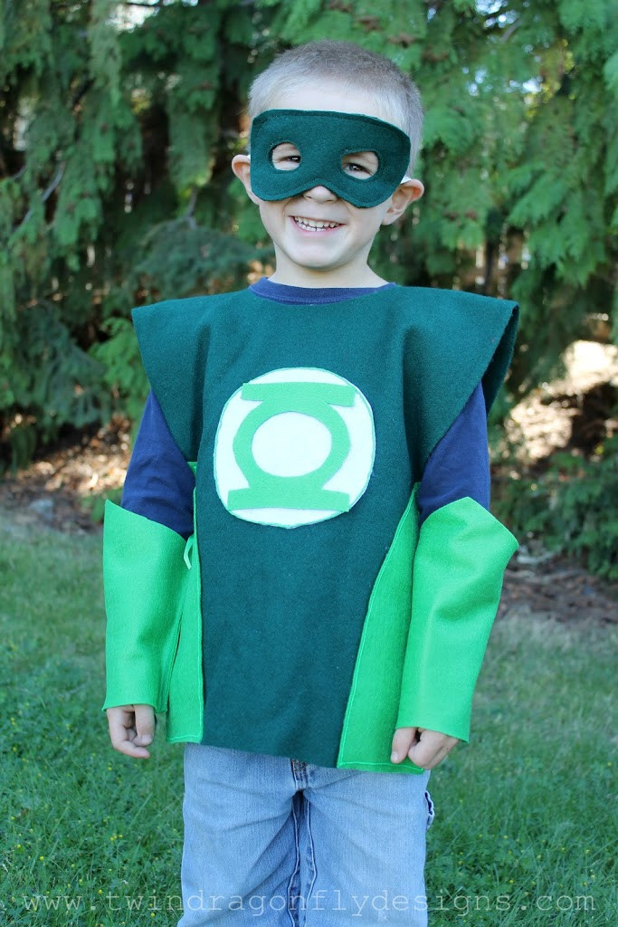 Best ideas about Superhero DIY Costume . Save or Pin No Sew SUPER HERO COSTUMES Tutorial Dragonfly Designs Now.