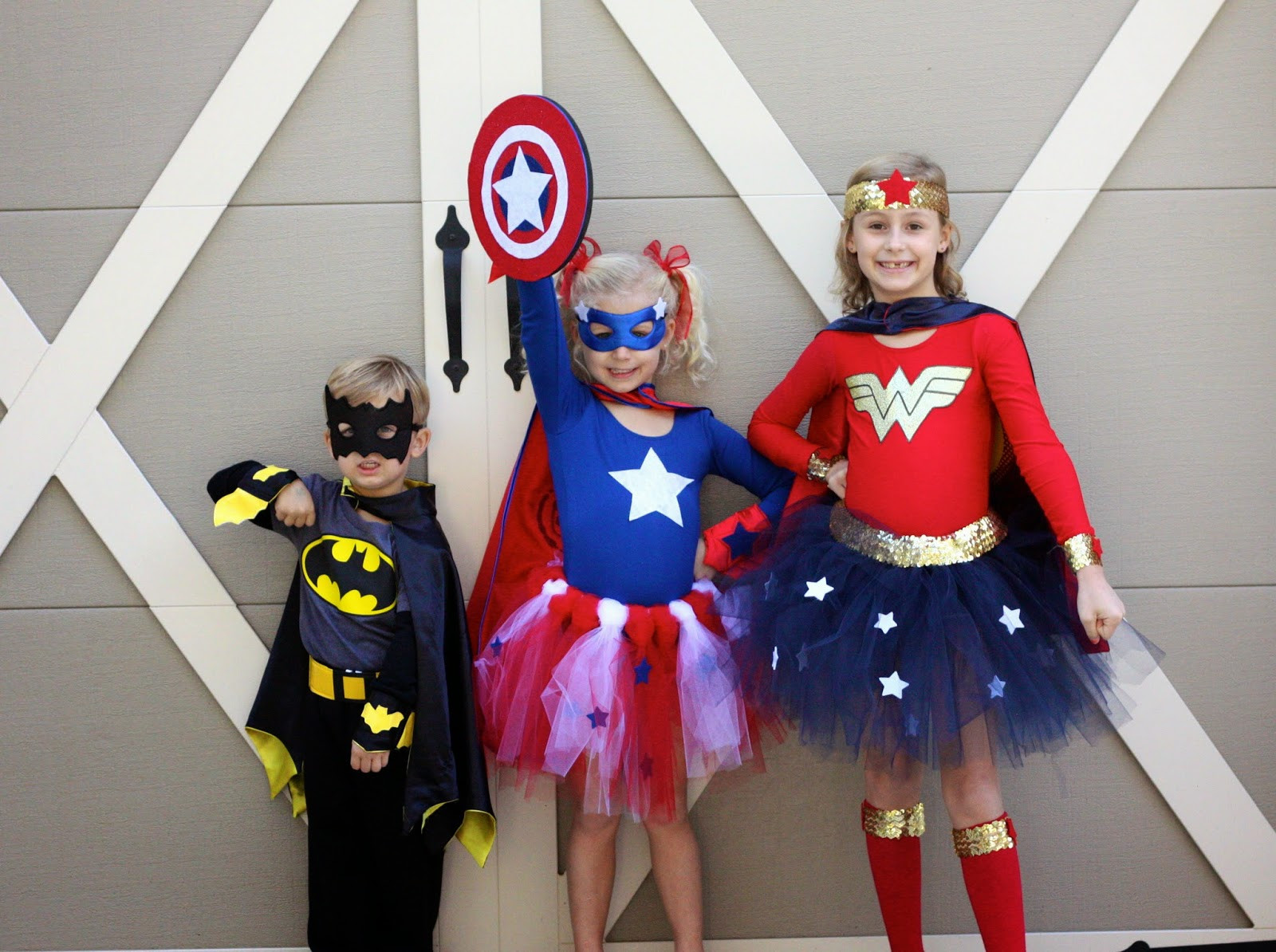 Best ideas about Superhero DIY Costume . Save or Pin Magnolia Mamas DIY Superhero Costumes Now.