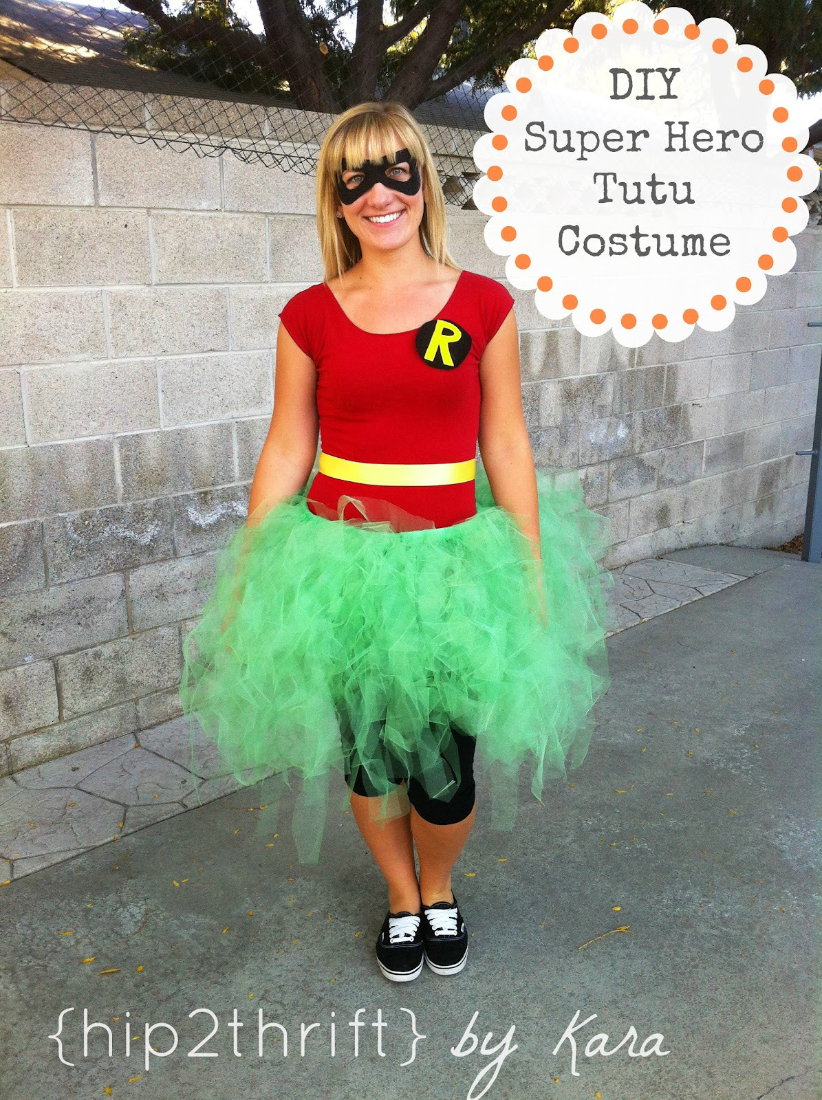 Best ideas about Superhero DIY Costume . Save or Pin hip2thrift DIY Super Hero Tutu Costumes Now.