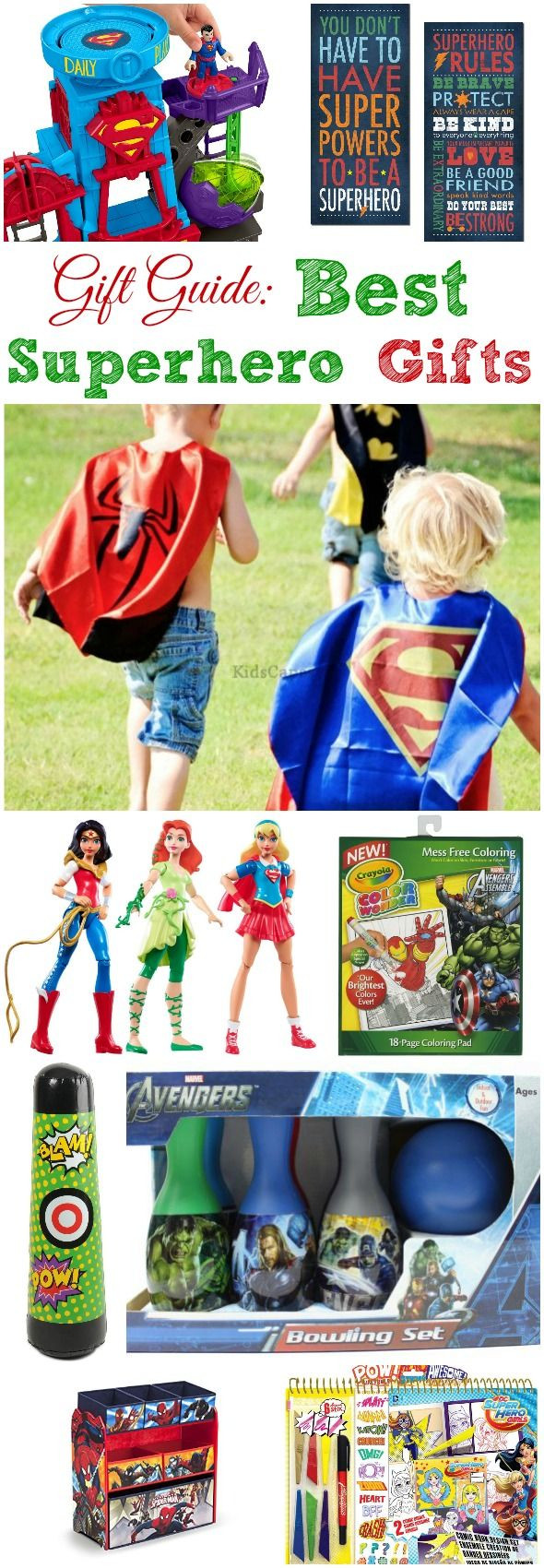 Best ideas about Superheroes Gift Ideas . Save or Pin Best 25 Superhero ts ideas on Pinterest Now.