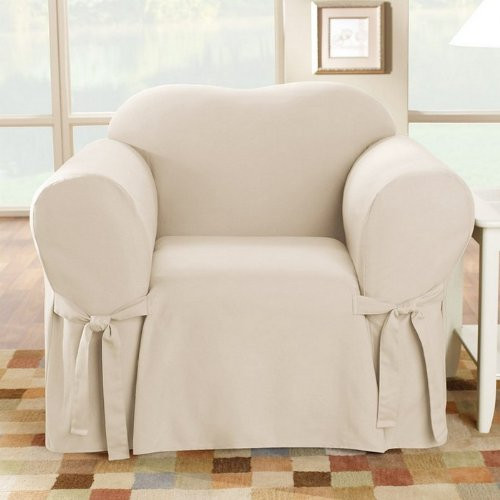 Best ideas about Surefit Chair Cover . Save or Pin Sure Fit Chair Covers Amazon Now.