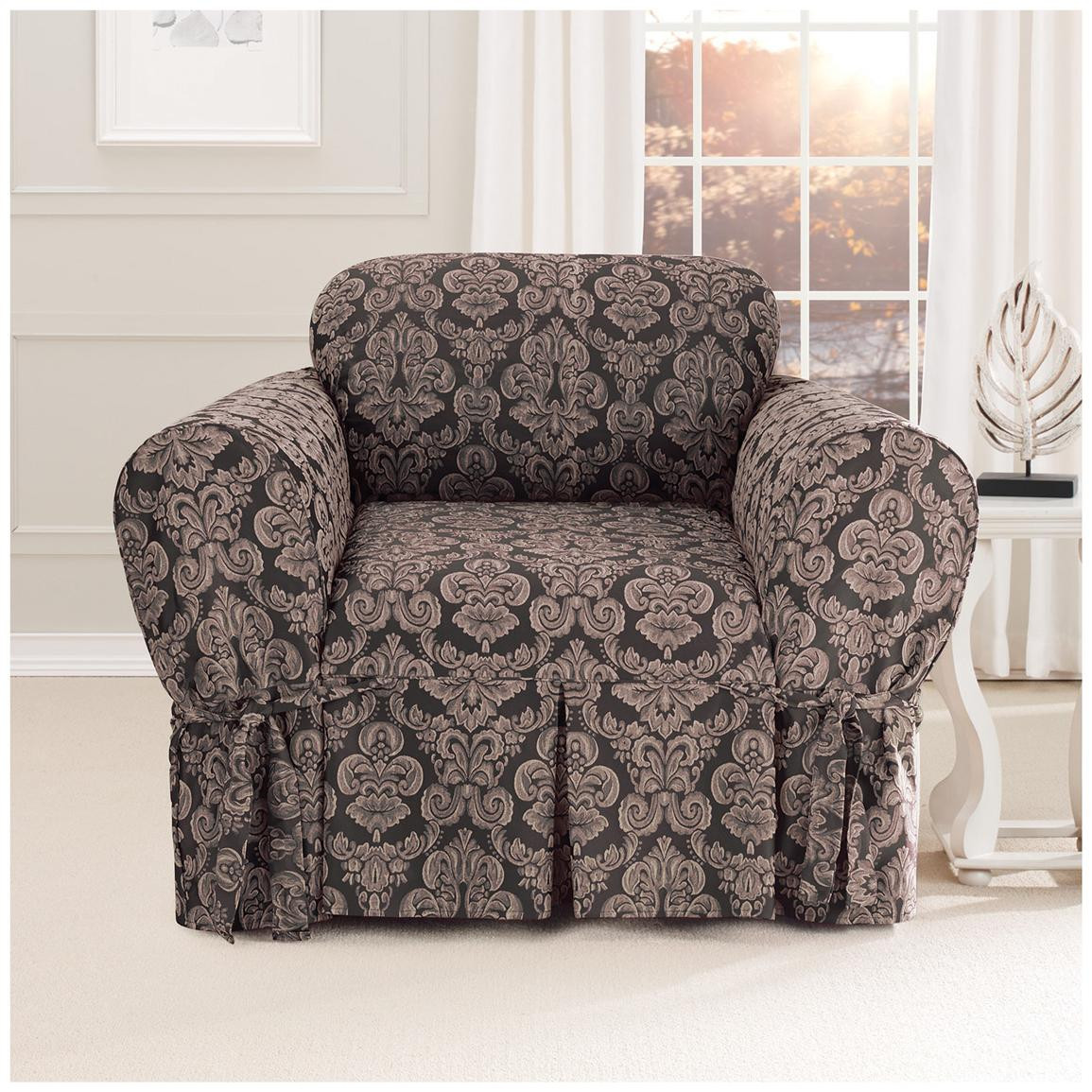 Best ideas about Surefit Chair Cover . Save or Pin Sure Fit Middleton Chair Slipcover Furniture Now.