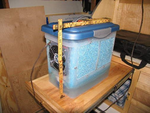 Best ideas about Swamp Cooler DIY . Save or Pin 17 Best images about Water cooler like a swamp cooler but Now.