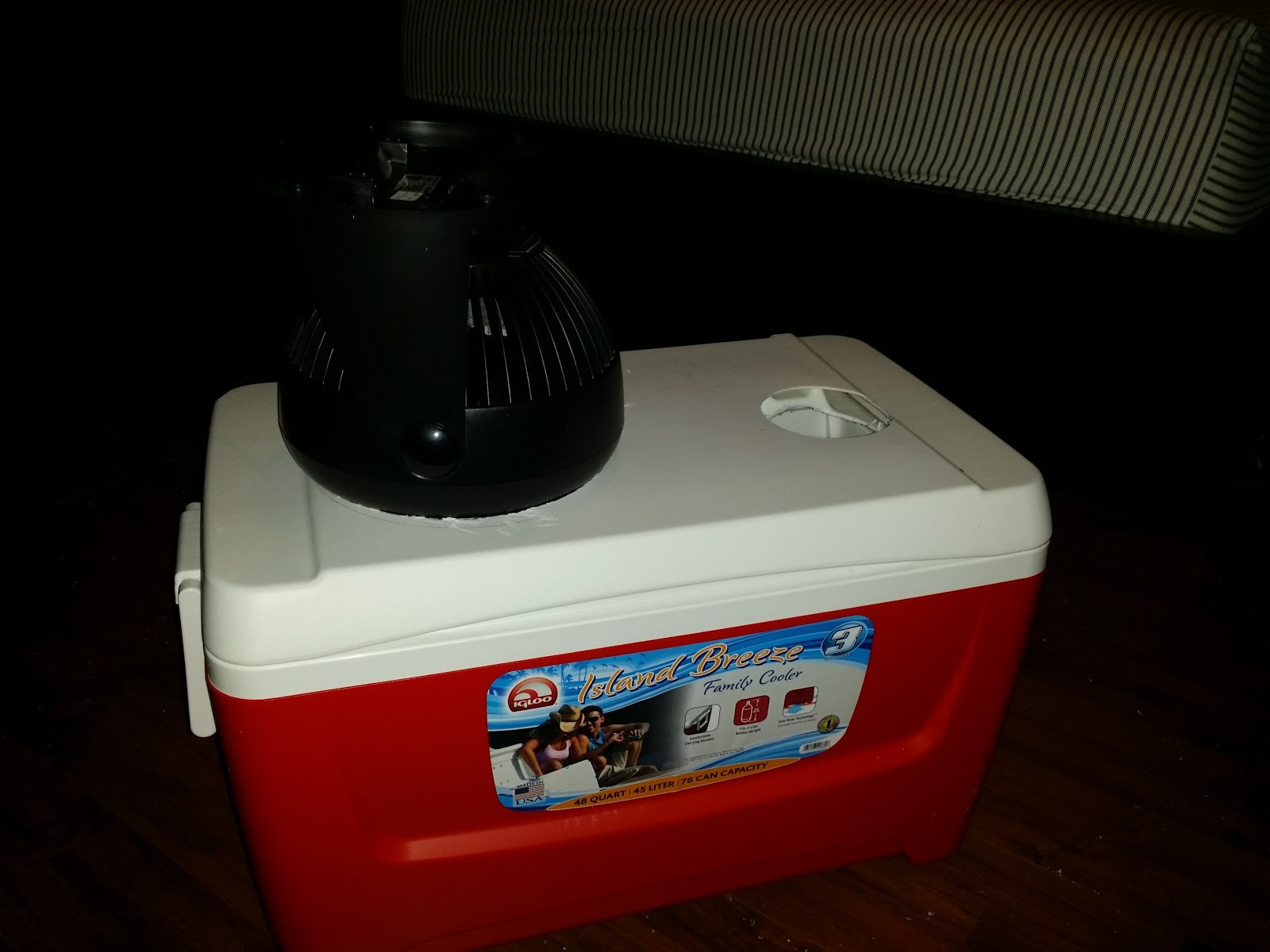 Best ideas about Swamp Cooler DIY . Save or Pin A Whole House Sauna How to Make a DIY Swamp Cooler Now.