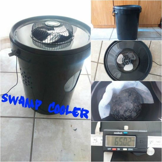 Best ideas about Swamp Cooler DIY . Save or Pin DIY Swamp Cooler To Keep Cool In Hot Weather Now.