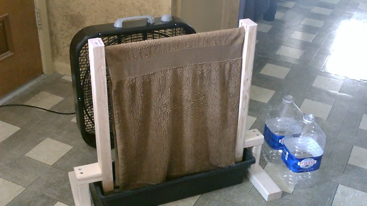 """Best ideas about Swamp Cooler DIY . Save or Pin Homemade Evap Air Cooler The DIY """"Planter Box"""" AC air Now."""