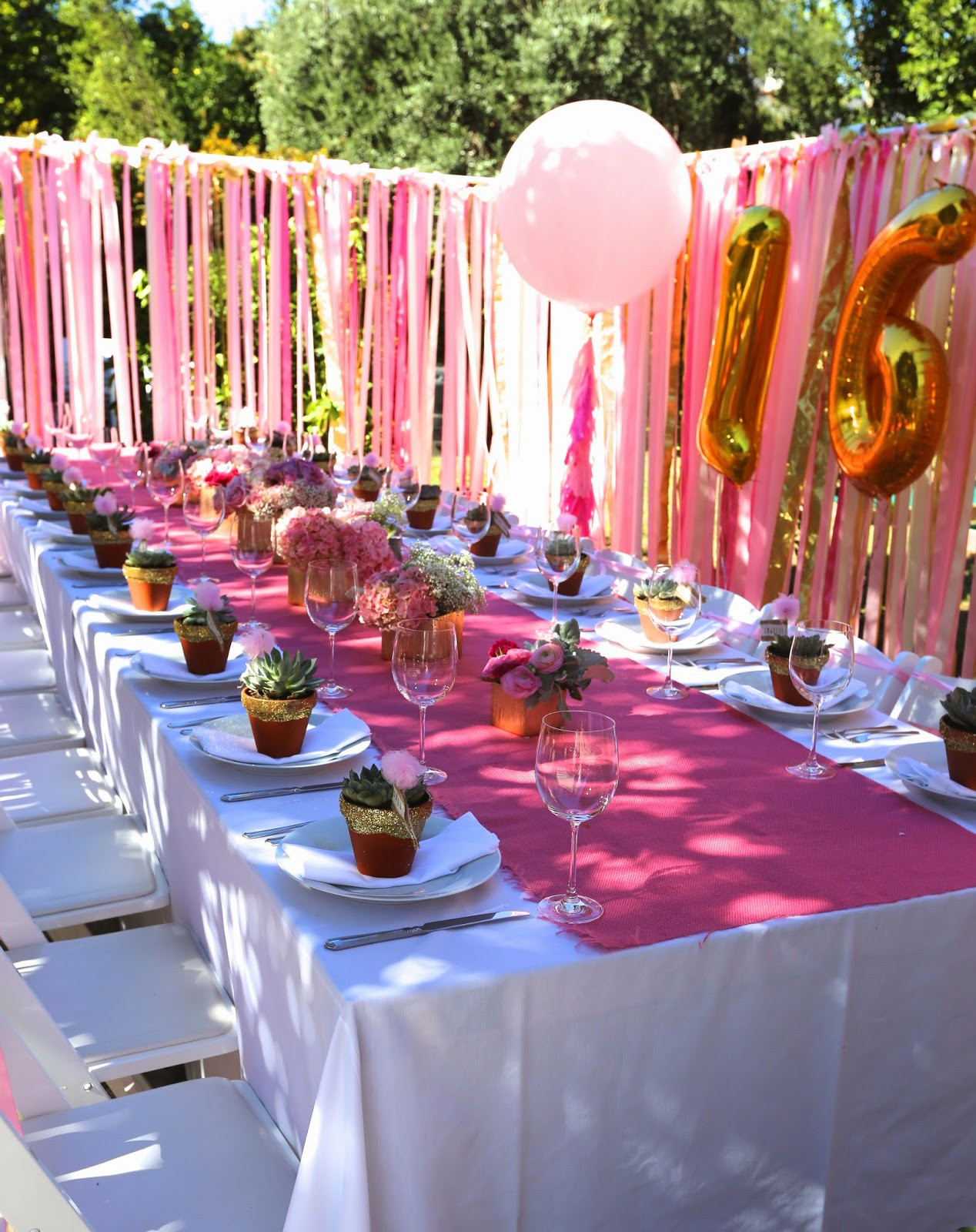 Best ideas about Sweet 16 Birthday Party . Save or Pin the COOP SWEET 16 Party at Home Now.