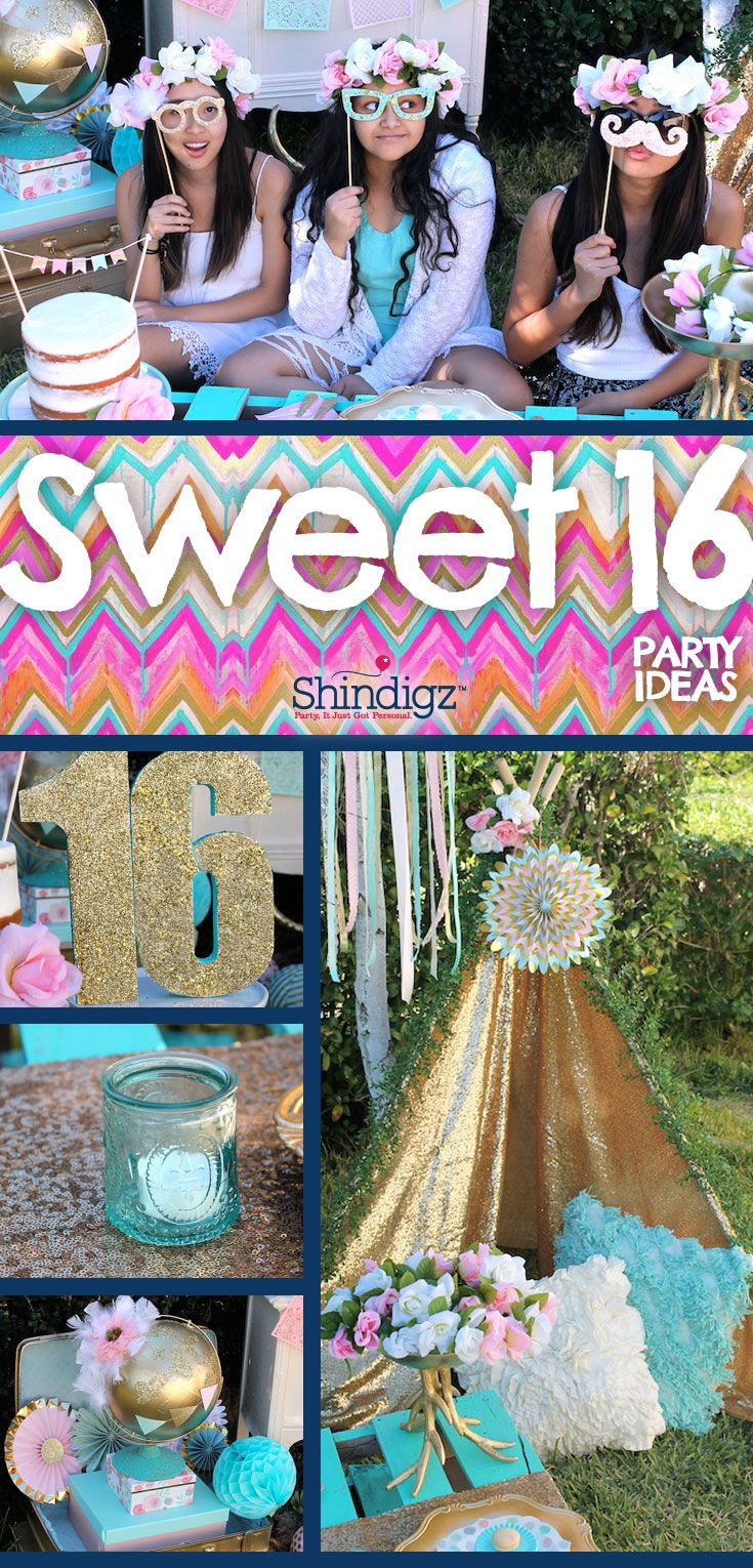 Best ideas about Sweet 16 Birthday Party . Save or Pin 17 Best ideas about Sweet 16 Parties on Pinterest Now.